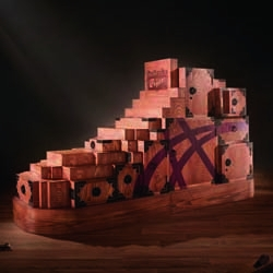 Onitsuka Tiger's latest 'Made of Japan' campaign features a handcrafted Tansu wooden shoe inspired by the traditional art of Japanese chest-making