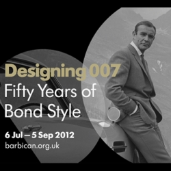 Designing 007 - Fifty Years of Bond Style - opens this Fri at The Barbican. Two short films made to promote it: one explores his personal style; the other the world that he inhabits...