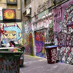 Don't Ban the Can. New laws mean that if you are caught simply carrying a spray can, you can be fined up to $550. It's going to ruin Melbourne's graffiti culture.
