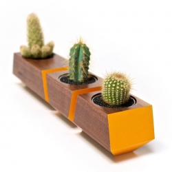 From the Revolution Design House shop in Portland, Oregon, comes the Boxcar planter. Behind the scenes of hand-made modern design. Love what you own.