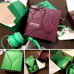 Urbanears Tanto and Plattan UNBOXing! The packaging is so thoughtfully crafted, it unfolds to surprise you at each step.