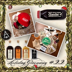 NOTCOT Holiday Giveaway #23: Art In The Age & Spodee! While we can't give away the deliciously unique alcohol, these packs of goodies feature their amazing branding, packaging, and fun products! See the special bundles!