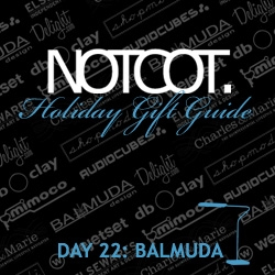Gift Guide Day 22~ Sponsored by Balmuda ~ some beautiful pieces to enhance your workspace's aesthetic and function!