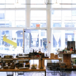 A peak inside Vancouver's Old Faithful Shop - a rustic shop in historic Gastown full of carefully conceived and crafted products.
