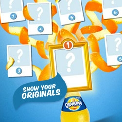 Orangina launched 'Show Your Originals', a Facebook application to celebrate its 75th anniversary. Find your own Top 10 Originals, the first friends that interacted with you on Facebook.