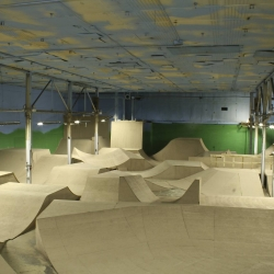 The newest addition to a haven for cyclists for the winter. Ray's MTB is the hot spot for mountain biking and BMX riding, in Cleveland. Check out the wild new stuff for this season.