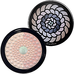 Guerlain Meteorites Illuminating Pressed Powder ~ beautiful packaging and power pressing