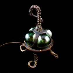 Evan Chambers' Octopod Lamp