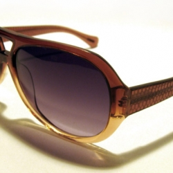 Elvis' sunglasses reproduction by Funk Eyewear