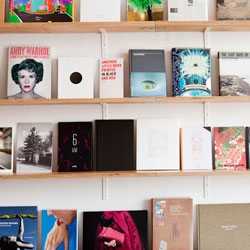 Perimeter bookstore. An interview with owner, Dan Rule, about his recently opened gallery-like book store in Thornbury,VIC Australia.