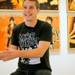 Shepard Fairey talks about the style and ideology behind Obey and his recently resolved Associated Press court battle on Gestalten.tv.