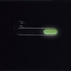 Light door handle PEEK by dnd x Karim Rashid