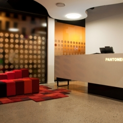 Pantone LLC, a worldwide standard color, today announced the opening of the PANTONE HOTEL in Brussels.
