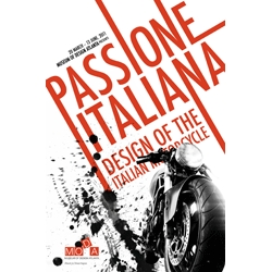 The Museum of Design Atlanta (MODA) is showing a racy exhibition about Italian Motorcycles called Passione Italiana: Design of the Italian Motorcycle.