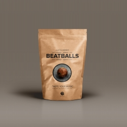 Music translated from something we hear into something we can taste? Through programming, design, and just the right amount of absurdity, convert music into flavors -  meatballs.