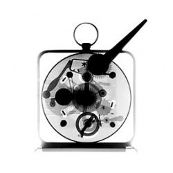 Laboratory clock x-rays...
