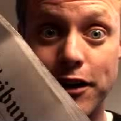 Just discovered zefrank and his videocasts.  Crazy/funny politics and other random stuff.  He's currently traveling through europe, so things are extra fun.  =)