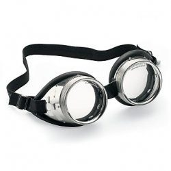 Restoration hardware German Goggles - lenses even unscrew for easy cleaning. How anime/mad-scientist