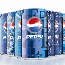 I can't be the only one annoyed that pepsi basically jacked that Saks logo redesign...