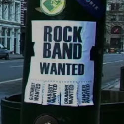 Rock Band - the latest much anticipated game coming from EA/MTV... from the guitar hero guys