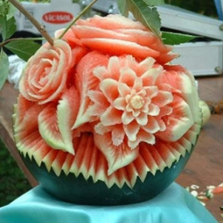 Watermelon Art?
