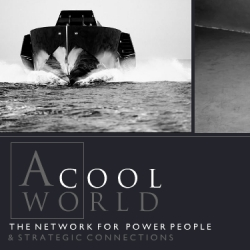 AcoolWORLD - is apparently the network for ultra-high-net-worth individuals.