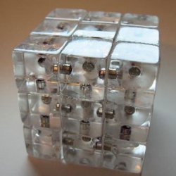prettiest - rubiks cube idea - and magnets are always fun...