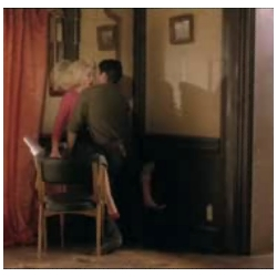 Levi's Dangerous Liasons advert... brilliant spot ~ as the couple strips down through the last few decades...