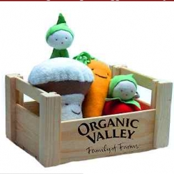 "BBlinks.blogspot found these hilarious little ORGANIC VEGGIES! ..... ""for kids""......"