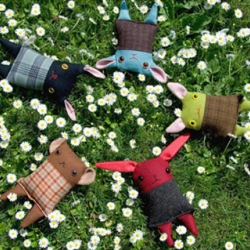 Jeff Roots Woolyhoodwinks - new at elsewares