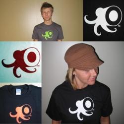 Octopus - 6$ tees in any color! (practically)