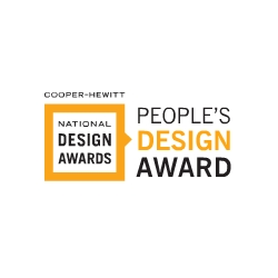 Don't forget to vote in Cooper-Hewitt's PEOPLE DESIGN AWARDS...