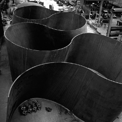 Latest at MoMA ~ Richard Serra Sculpture: 40 years