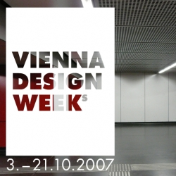 Vienna Design WeekS! Oct 3-21