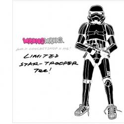 Stormtroopers in Sneaks!