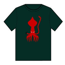 ANGRY SQUID. its like the one in 957...