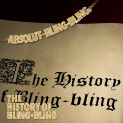 Absolut will BLING you like you've never been blinged before... the History of Bling video is so priceless... as are the rest of the holiday goodies.