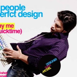 Designer Slash Model: This video from Digital Kitchen shows why all models must become designers now.  Art school might be like this. [Editor's note: this hurt my head... but its bizarre enough to share]