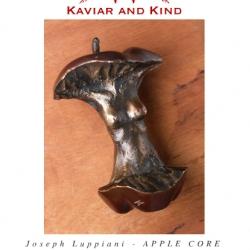joseph luppiani - Apple Core  - it looks like it has boobs, it is a piece of jewelry somehow...