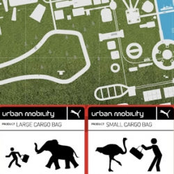 Only thing cooler than the product line for Puma's Urban Mobility collection? The site! If you thought i gushed about the products, you HAVE to see the screenshots and icons from the site.