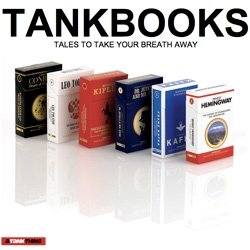 Now that the smoking ban in the UK has gone into effect, Tank is launching a series of books designed to mimic cigarette packs  the same size, packaged in flip-top cartons with silver foil wrapping and sealed in cellophane.