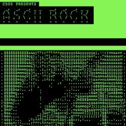 C505's ASCII ROCK video collection