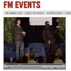 Videos from the FM Conversational Marketing Summit are up! You guys will love this ask a ninja live session ~ also to see the others click on the main summit button