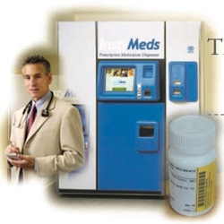 On interesting new technologies ~ Instymed ~ prescription medication vending machines
