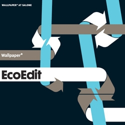 Wallpaper presents Eco Edit this year online, instead of live at the Salone... coming weds they launch their coverage and exclusive collaborations.