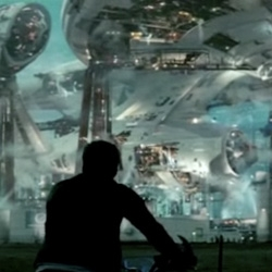 The Super Bowl Preview for Star Trek. Amazing!