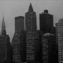 Video of Kerouac reading over Steve Allen to Woody Allen's opening sequence for Manhattan. Beautiful.