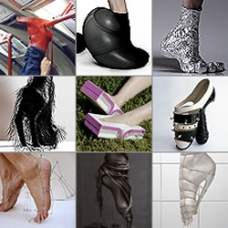 Virtual Shoe Museum ~ some of the strangest shoe designs yet...