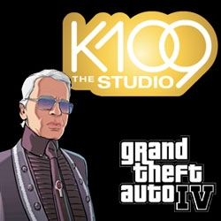 K109 - Liberty City's The STUDIO - with DJ Karl - while #9784 takes you to the article... this link takes you to a preview of the actual GTA station preview! Pretty funny stuff...