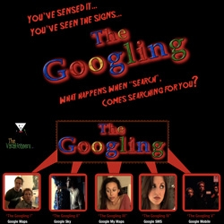The Googling I-V ~ must see Google inspired tech-horror sketch videos from The Vacationeers